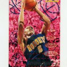1995-96 Fleer Basketball #047 Jalen Rose - Denver Nuggets
