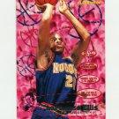 1995-96 Fleer Basketball #043 LaPhonso Ellis - Denver Nuggets