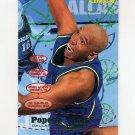 1995-96 Fleer Basketball #035 Popeye Jones - Dallas Mavericks