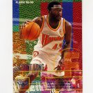 1995-96 Fleer Basketball #005 Grant Long - Atlanta Hawks
