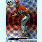 1999 Upper Deck HoloGrFX Baseball #045 Pat Burrell RC - Philadelphia Phillies
