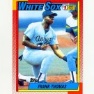 2010 Topps Baseball Cards Your Mom Threw Out #CMT39 Frank Thomas - Chicago White Sox