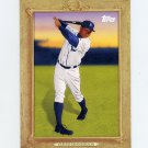 2010 Topps Turkey Red Baseball #TR047 Curtis Granderson - Detroit Tigers