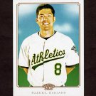 2010 Topps 206 Baseball #123 Kurt Suzuki - Oakland A's