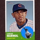 2012 Topps Heritage Baseball #212 Carlos Marmol - Chicago Cubs