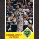 2012 Topps Heritage Baseball #144 Albert Pujols WS HL - St. Louis Cardinals