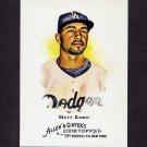 2008 Topps Allen and Ginter Baseball #266 Matt Kemp - Los Angeles Dodgers