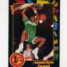 1991-92 Wildcard Basketball #036 Antonio Davis - UTEP