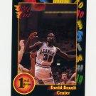 1991-92 Wildcard Basketball #012 David Benoit - Alabama