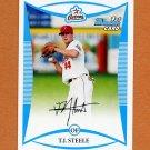 2008 Bowman Draft Prospects Baseball #BDPP030 T.J. Steele - Houston Astros
