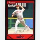 2007 Bowman Baseball #015 Cole Hamels - Philadelphia Phillies