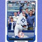 2012 Bowman Baseball #063 Alex Rodriguez - New York Yankees