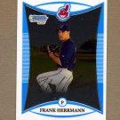 2008 Bowman Chrome Prospects Baseball #BCP170 Frank Herrmann - Cleveland Indians