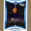 2008 Bowman Chrome Prospects Baseball #BCP143 Ryan Royster - Tampa Bay Rays