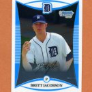 2008 Bowman Chrome Draft Prospects Baseball #BDPP028 Brett Jacobson - Detroit Tigers