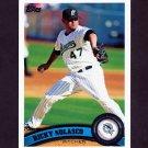 2011 Topps Baseball #637 Ricky Nolasco - Florida Marlins