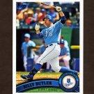 2011 Topps Baseball #470 Billy Butler - Kansas City Royals