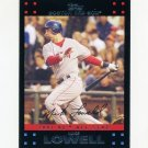 2007 Topps Update Baseball #239 Mike Lowell - Boston Red Sox