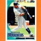 2010 Topps Baseball #189 Adrian Beltre - Seattle Mariners