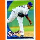 2010 Topps Baseball #139 Frank Francisco - Texas Rangers
