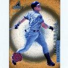 1998 Pinnacle Artist's Proofs Baseball #PP025 Andres Galarraga - Colorado Rockies