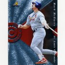 1998 Pinnacle Hit It Here Baseball #08 Mark McGwire - St. Louis Cardinals