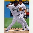 2008 Upper Deck Baseball #365 Hanley Ramirez - Florida Marlins