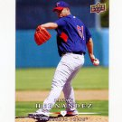 2008 Upper Deck First Edition Baseball #400 Livan Hernandez - Minnesota Twins