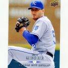 2008 Upper Deck First Edition Baseball #371 Gil Meche - Kansas City Royals