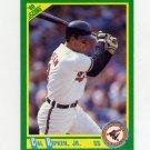1990 Score Baseball #002 Cal Ripken - Baltimore Orioles ExMt
