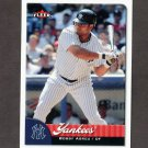 2007 Fleer Baseball #120 Bobby Abreu - New York Yankees