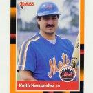 1988 Donruss Baseball's Best #152 Keith Hernandez - New York Mets
