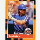 1988 Donruss Baseball's Best #014 Gary Carter - New York Mets