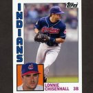2012 Topps Archives Baseball #193 Lonnie Chisenhall - Cleveland Indians