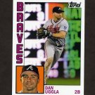 2012 Topps Archives Baseball #183 Dan Uggla - Atlanta Braves