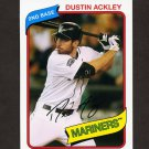 2012 Topps Archives Baseball #149 Dustin Ackley - Seattle Mariners