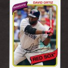 2012 Topps Archives Baseball #136 David Ortiz - Boston Red Sox