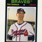 2012 Topps Archives Baseball #063 Tim Hudson - Atlanta Braves