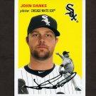 2012 Topps Archives Baseball #046 John Danks - Chicago White Sox