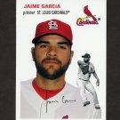 2012 Topps Archives Baseball #034 Jaime Garcia - St. Louis Cardinals