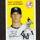 2012 Topps Archives Baseball #009 Brett Gardner - New York Yankees
