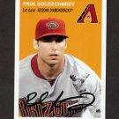 2012 Topps Archives Baseball #006 Paul Goldschmidt - Arizona Diamondbacks