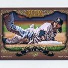 2012 Topps Gypsy Queen Sliding Stars Baseball #JR Jose Reyes - Miami Marlins