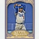 2012 Topps Gypsy Queen Baseball #290 Sandy Koufax - Los Angeles Dodgers