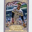 2012 Topps Gypsy Queen Baseball #270A Roberto Clemente - Pittsburgh Pirates