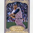 2012 Topps Gypsy Queen Baseball #266 Carl Yastrzemski - Boston Red Sox