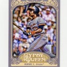 2012 Topps Gypsy Queen Baseball #263 Eddie Murray - Baltimore Orioles