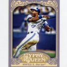 2012 Topps Gypsy Queen Baseball #259 Dave Winfield - Toronto Blue Jays