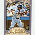 2012 Topps Gypsy Queen Baseball #252A Tony Gwynn - San Diego Padres