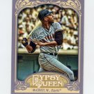 2012 Topps Gypsy Queen Baseball #246 Willie McCovey - San Francisco Giants